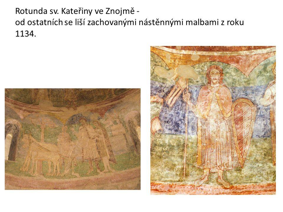 Rotunda sv. Kateřiny ve Znojmě -