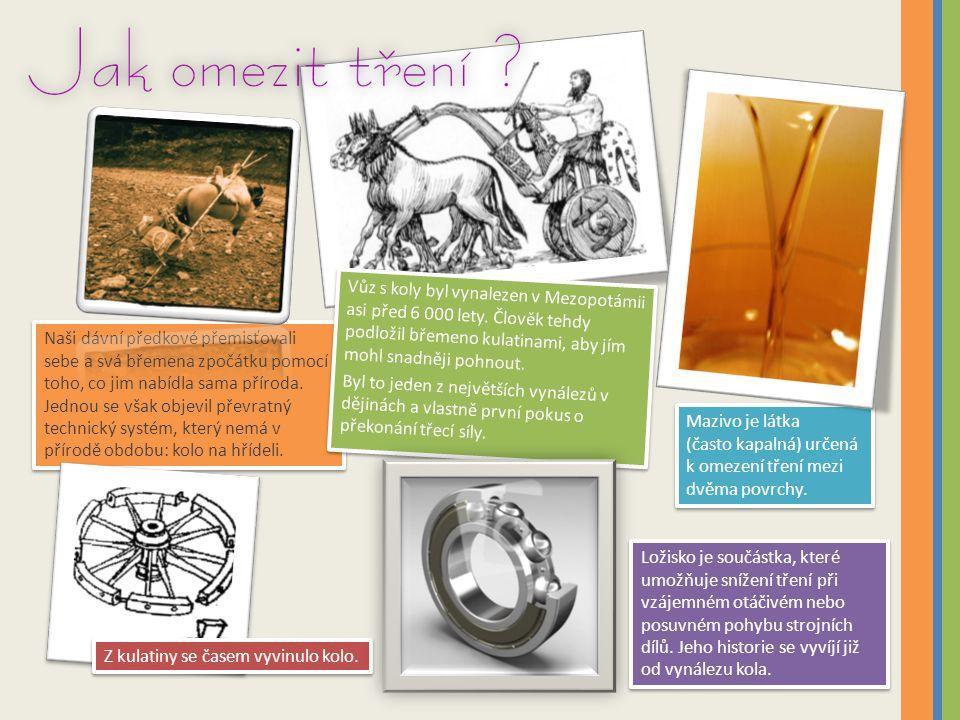 Vůz s koly byl vynalezen v Mezopotámii asi před 6 000 lety