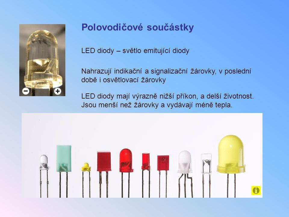 Polovodičové součástky