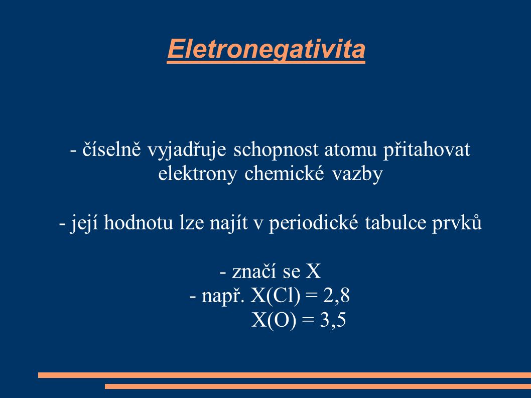 - její hodnotu lze najít v periodické tabulce prvků