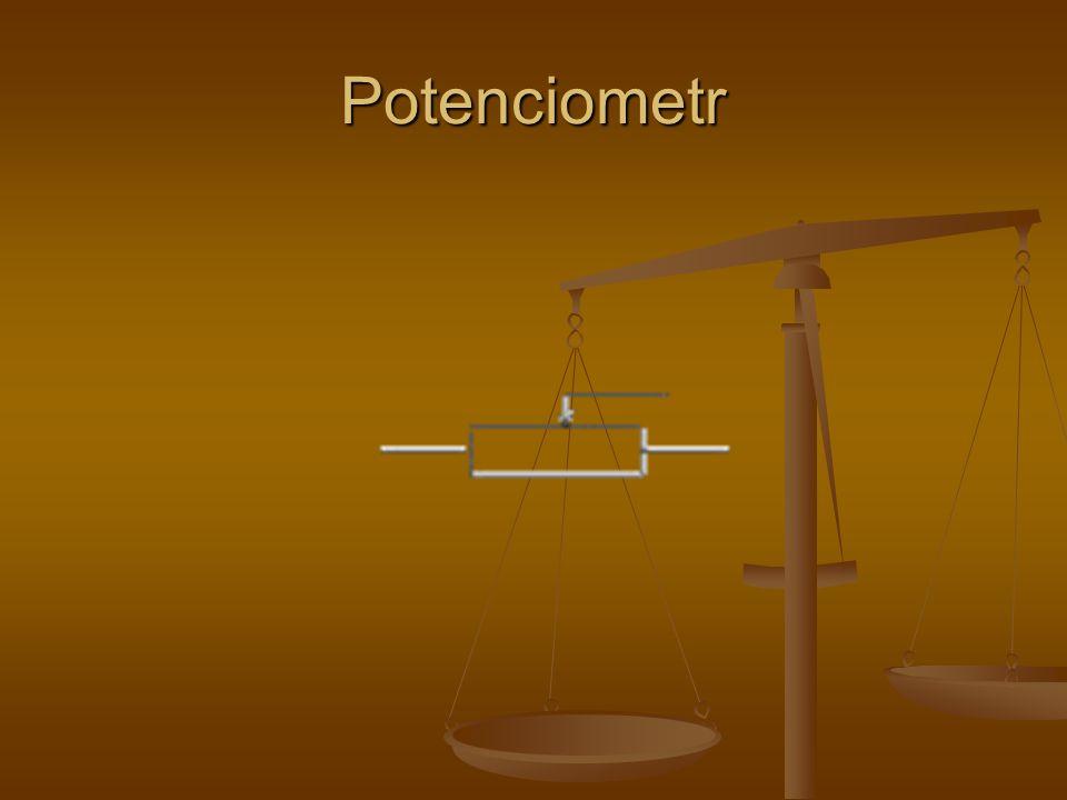 Potenciometr