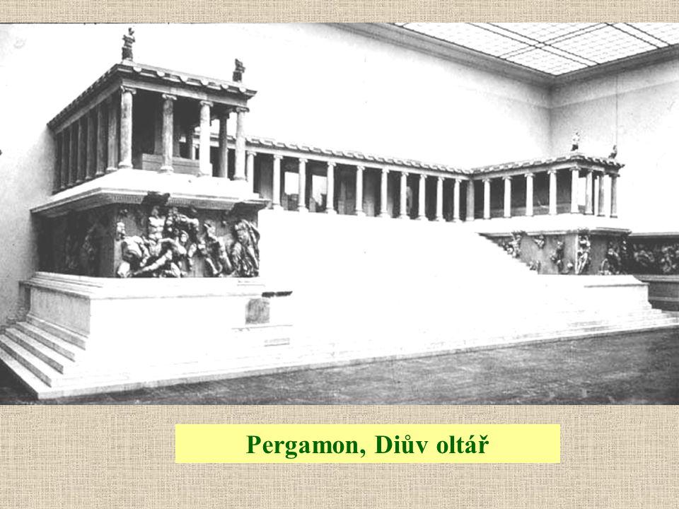 Pergamon, Diův oltář