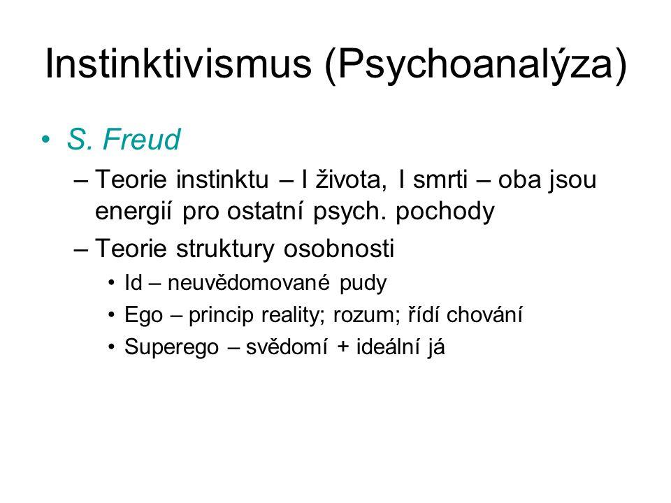 Instinktivismus (Psychoanalýza)