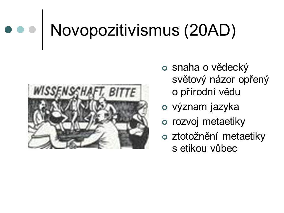Novopozitivismus (20AD)
