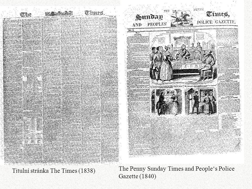 The Penny Sunday Times and People's Police Gazette (1840)