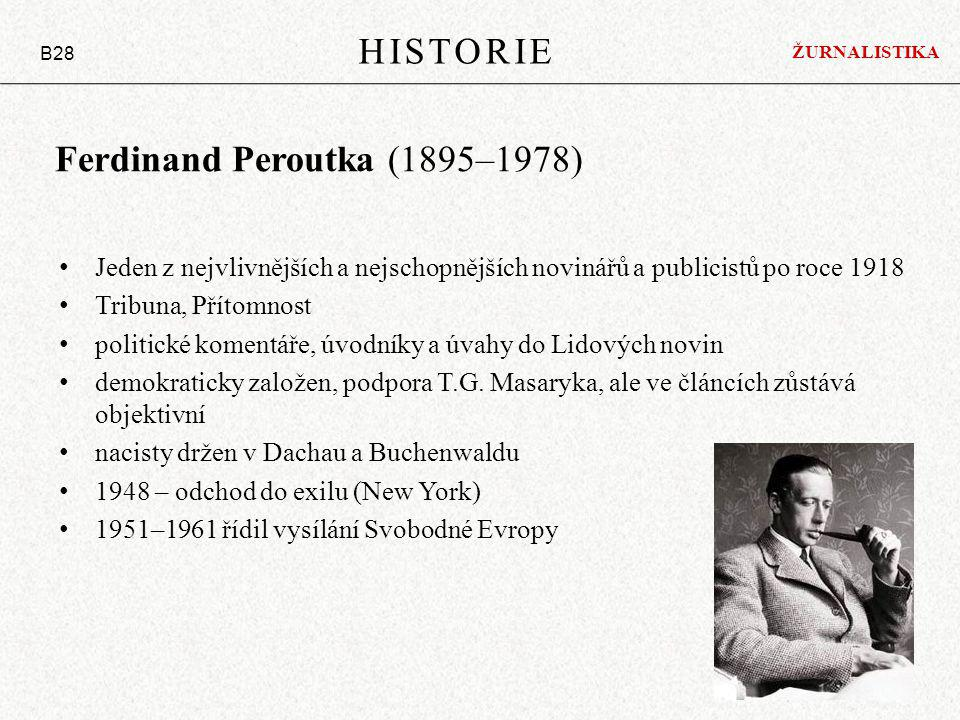 Ferdinand Peroutka (1895–1978)
