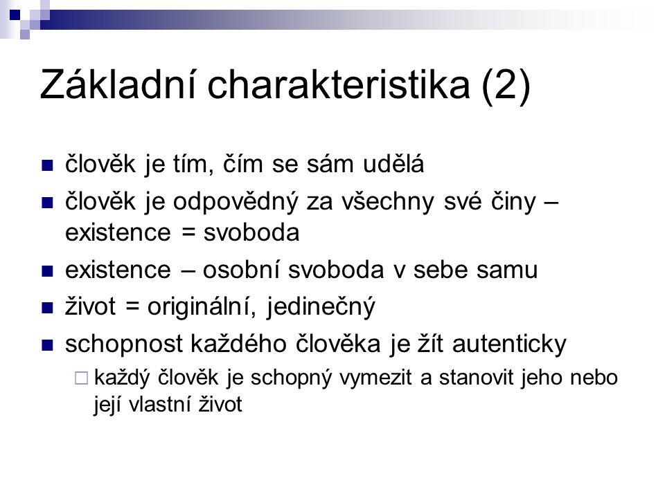 Základní charakteristika (2)