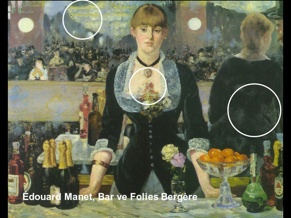 Édouard Manet, Bar ve Folies Bergère