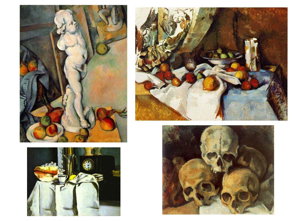 Zátiší: zátiší s amorem, ovocem, s lebkami, s černými hodinami