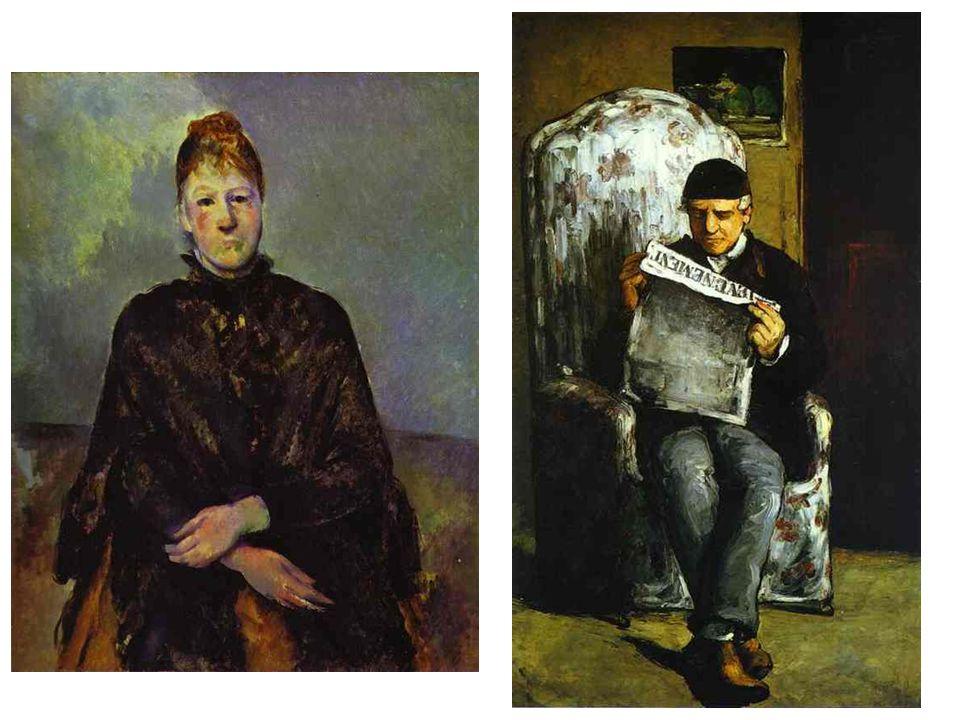 Cézannovi rodiče