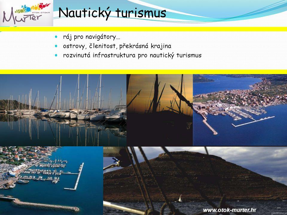 Nautický turismus ráj pro navigátory…