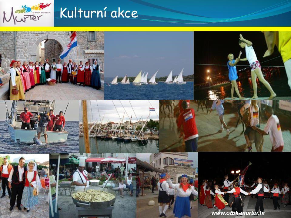 Kulturní akce www.otok-murter.hr