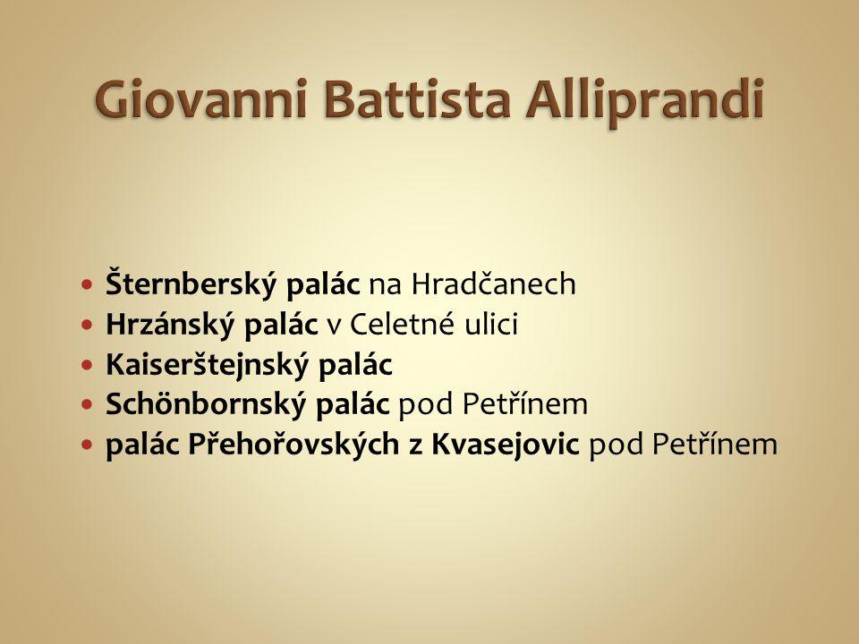 Giovanni Battista Alliprandi