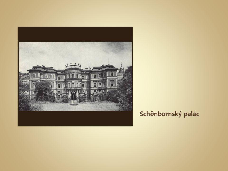 Schönbornský palác