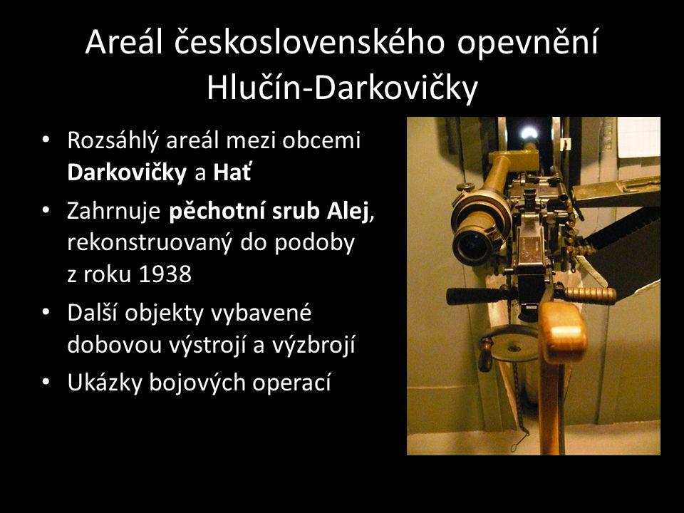 Areál československého opevnění Hlučín-Darkovičky