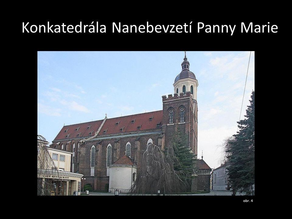Konkatedrála Nanebevzetí Panny Marie
