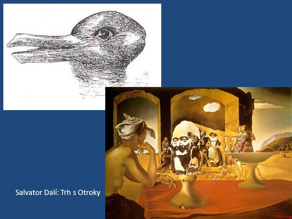 Salvator Dalí: Trh s Otroky
