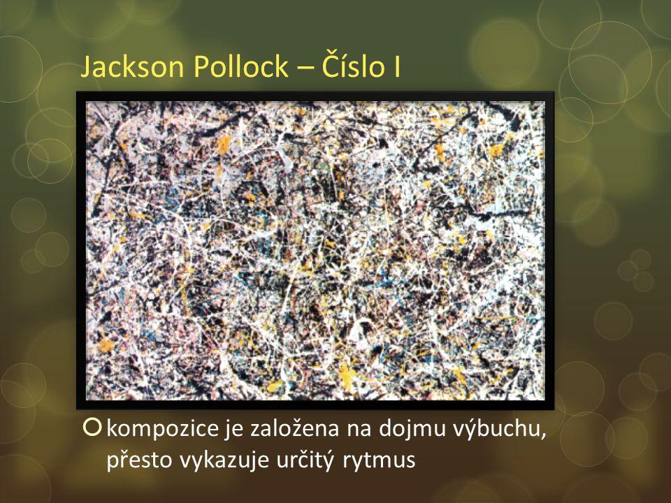Jackson Pollock – Číslo I