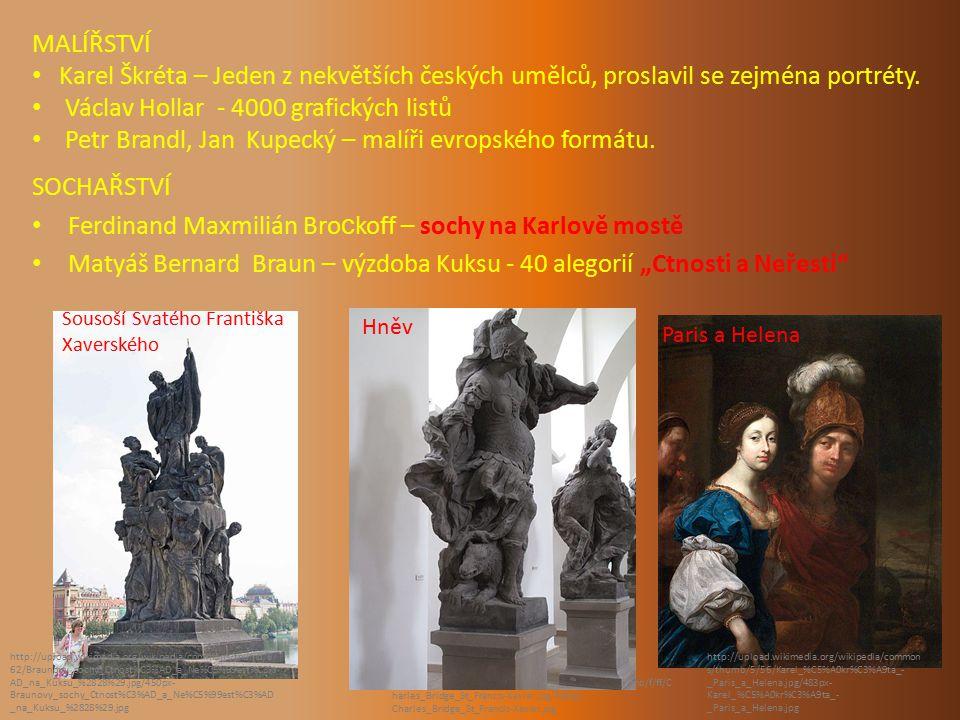 Václav Hollar - 4000 grafických listů
