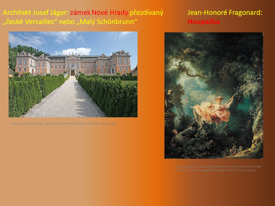 Jean-Honoré Fragonard: Houpačka