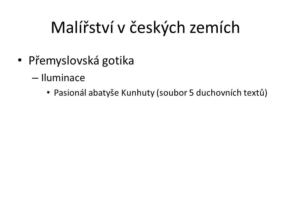 Malířství v českých zemích