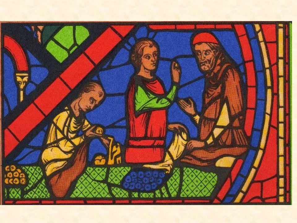 Chartres: sv Josef 13. století