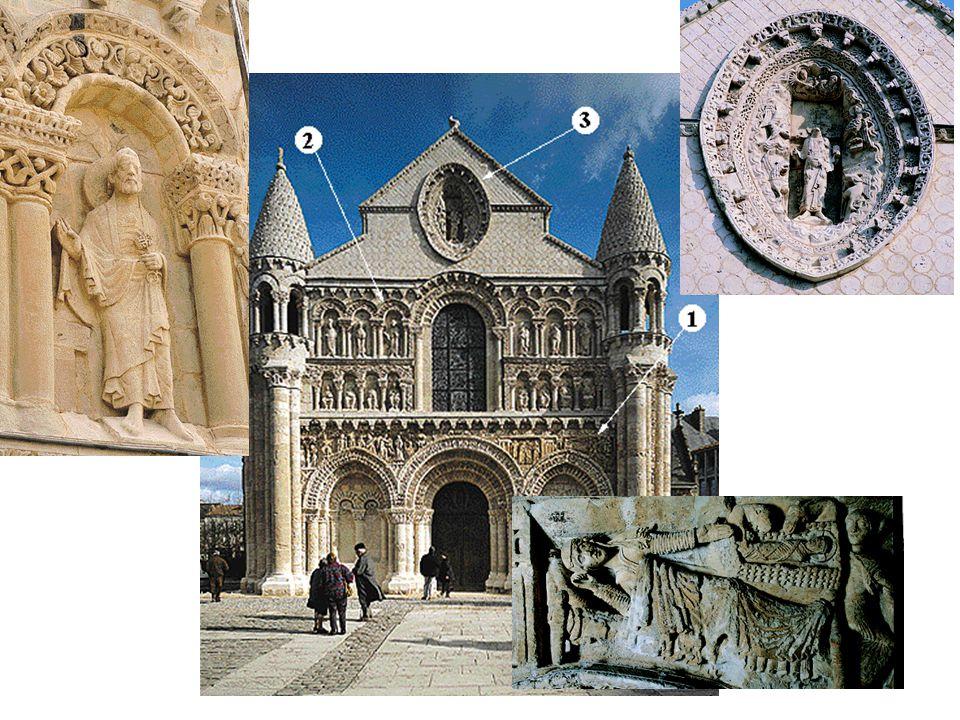 Notre dame –la-Grande Poitiers