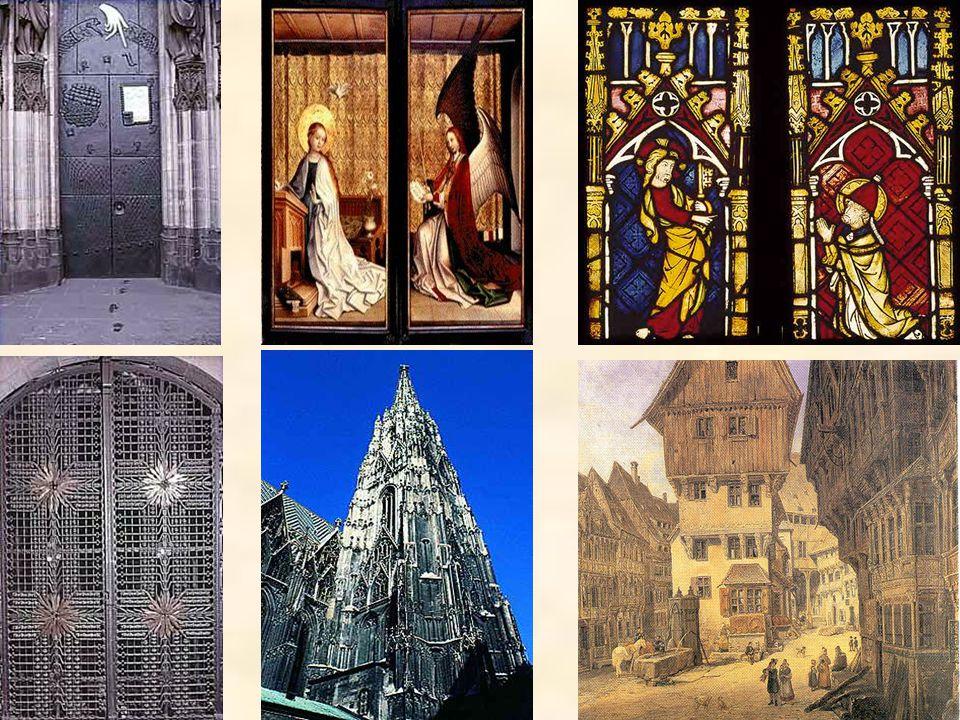 Katedrála v Kolíně - detaily