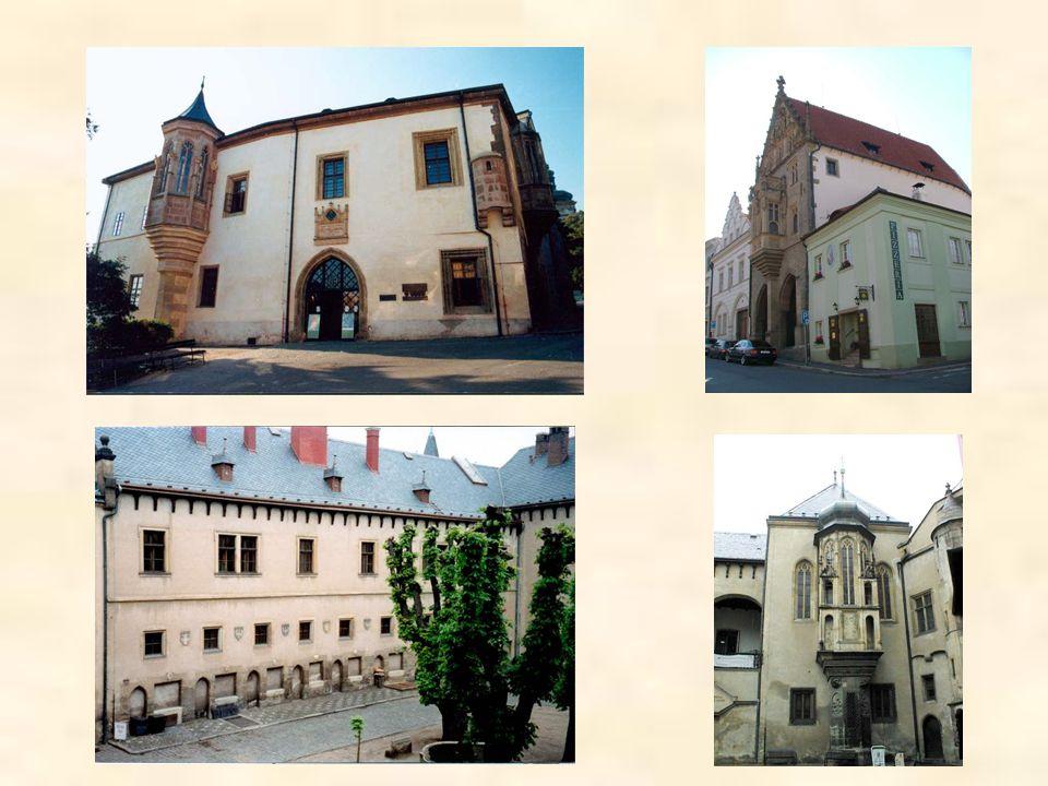 Kutná hora: Vlašský dvůr