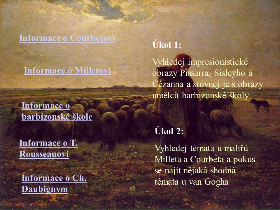Informace o Courbetovi