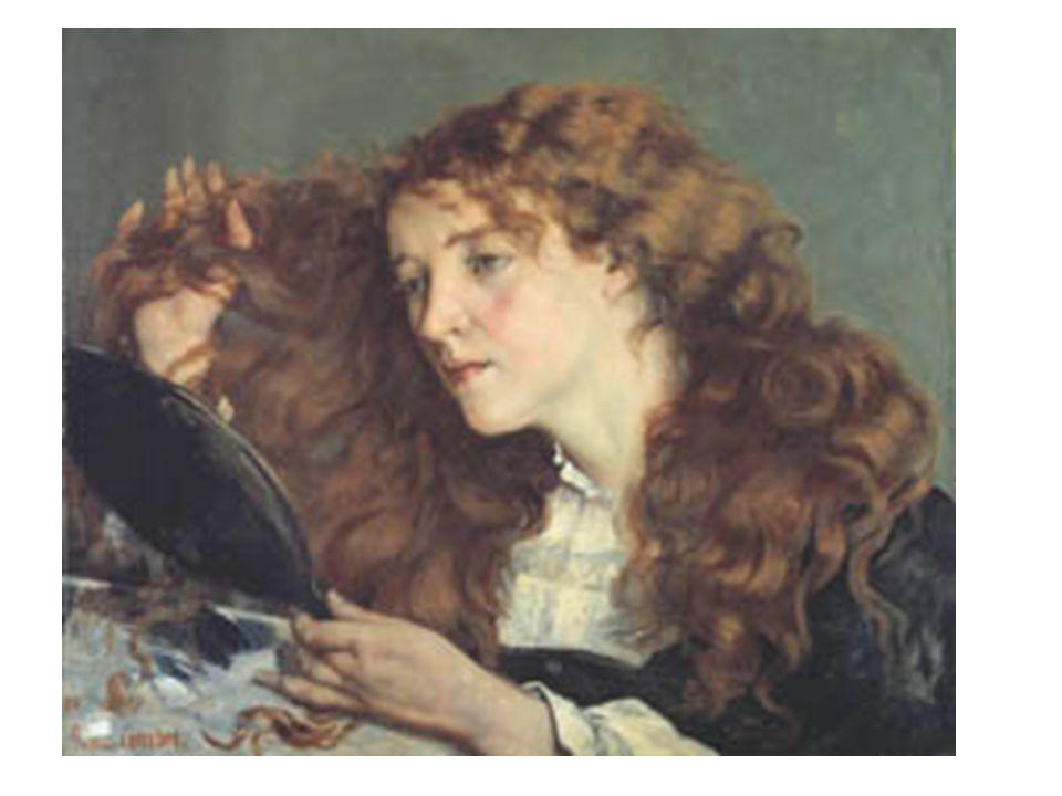 Courbetovy lásky a soukromý život:
