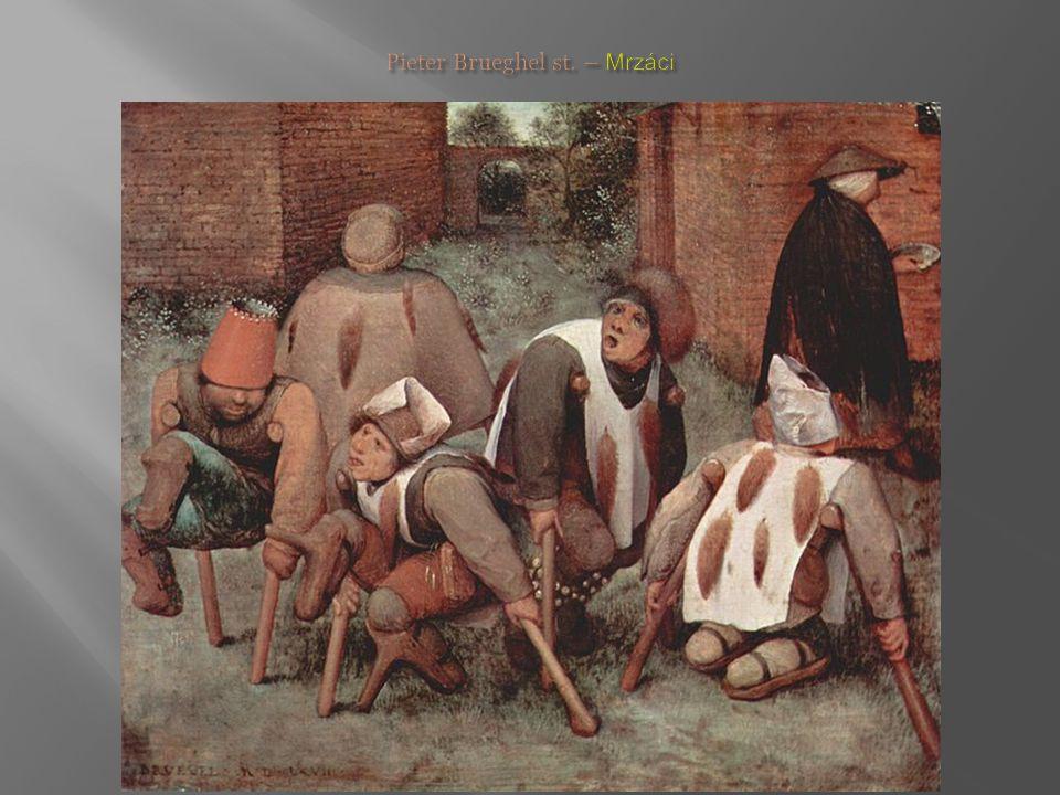 Pieter Brueghel st. – Mrzáci