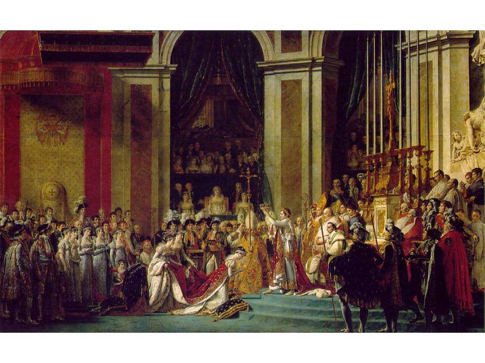 Napoleonova korunovace (1805-1807)