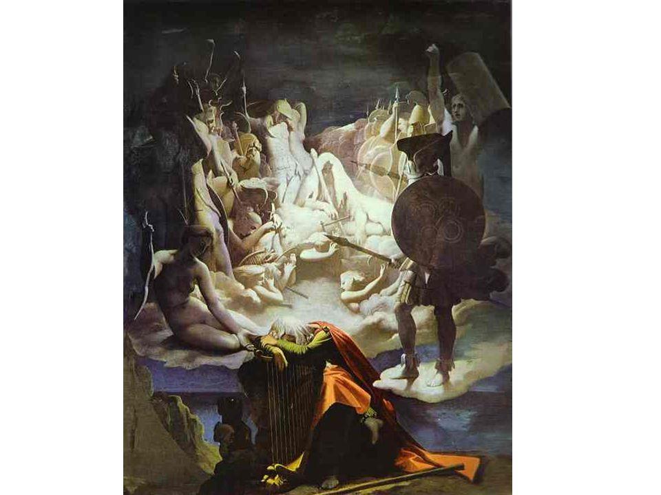 Ossianův sen (Ossianovy písně) 1813