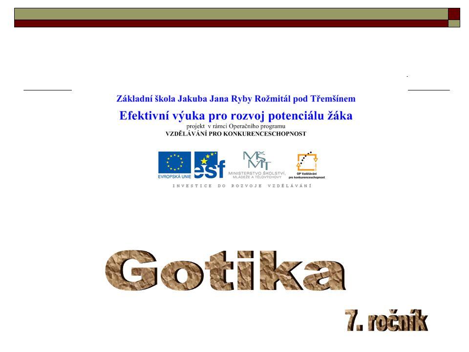 Gotika 7. ročník