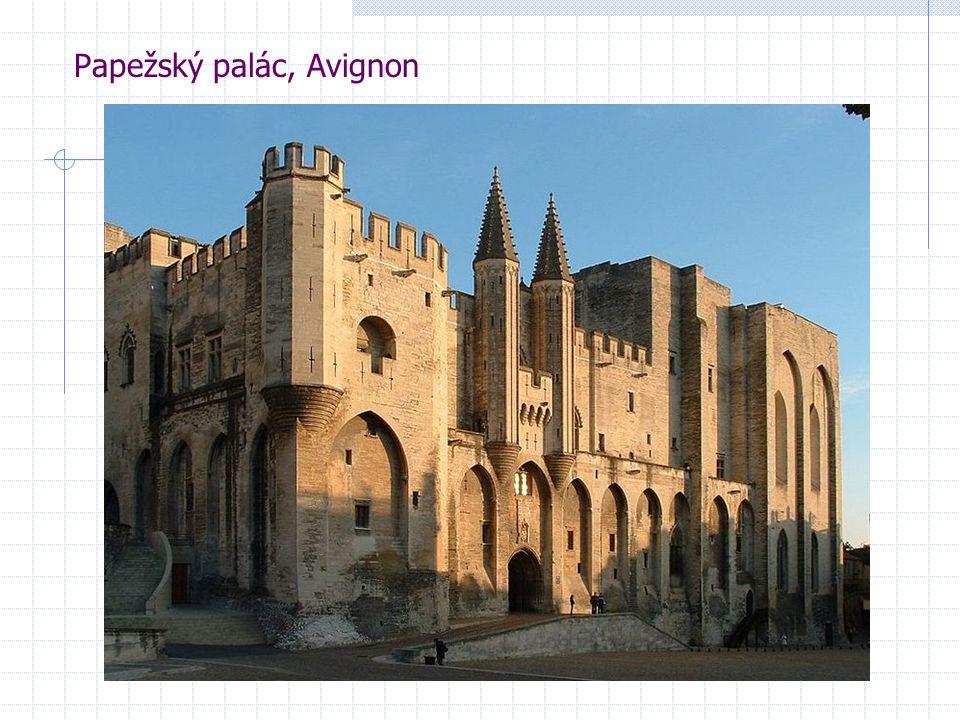 Papežský palác, Avignon
