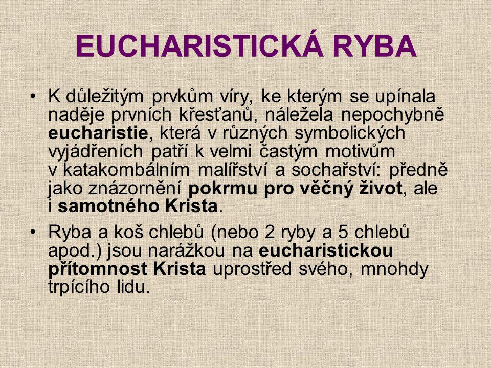 EUCHARISTICKÁ RYBA