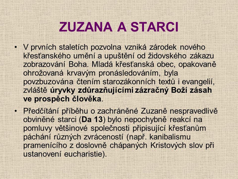 ZUZANA A STARCI