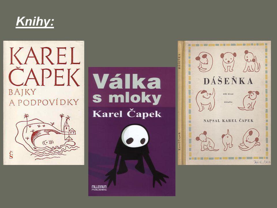 Knihy: