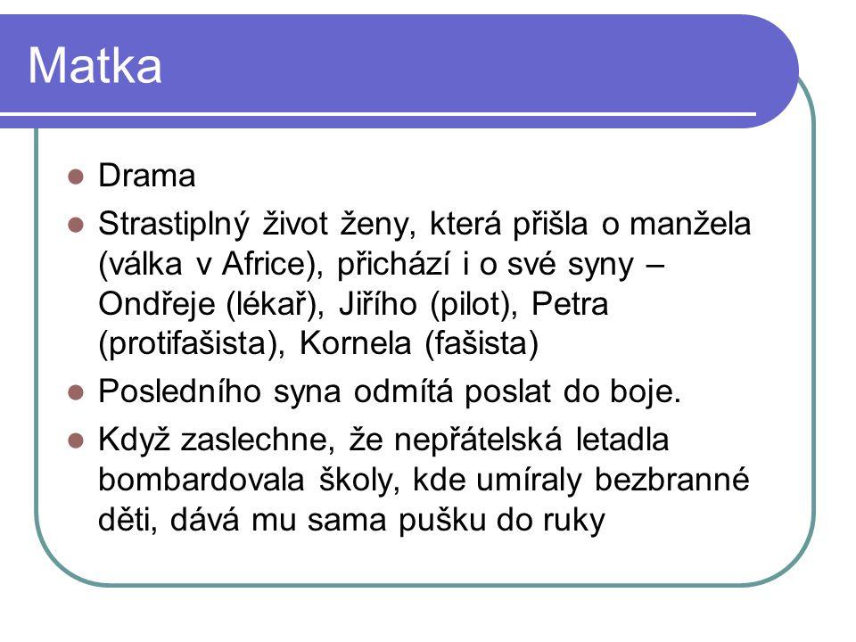 Matka Drama.