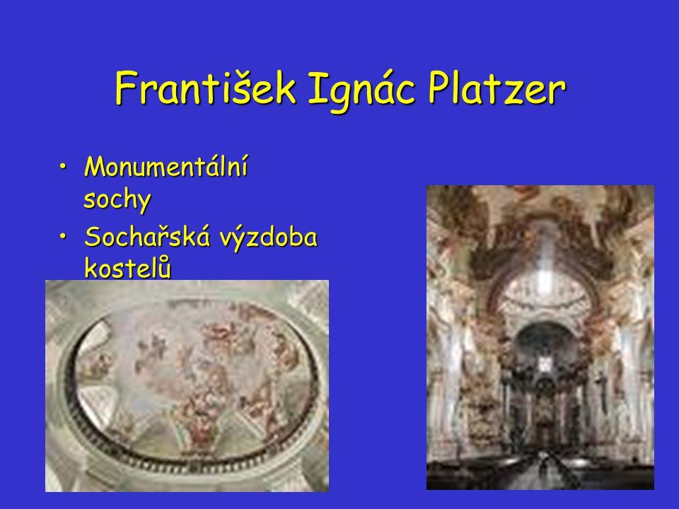 František Ignác Platzer