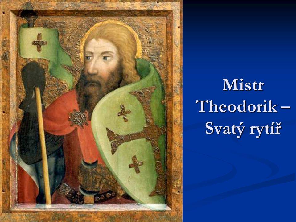 Mistr Theodorik – Svatý rytíř
