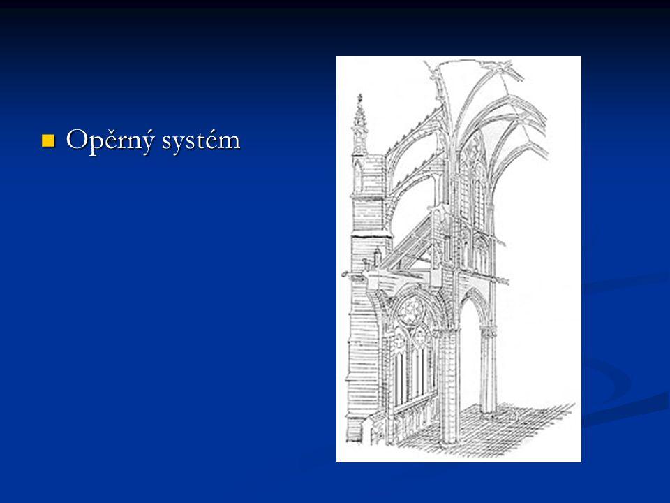 Opěrný systém