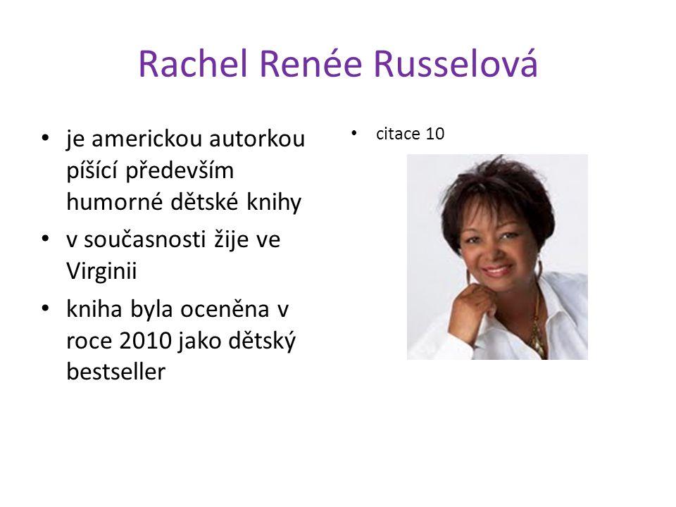 Rachel Renée Russelová
