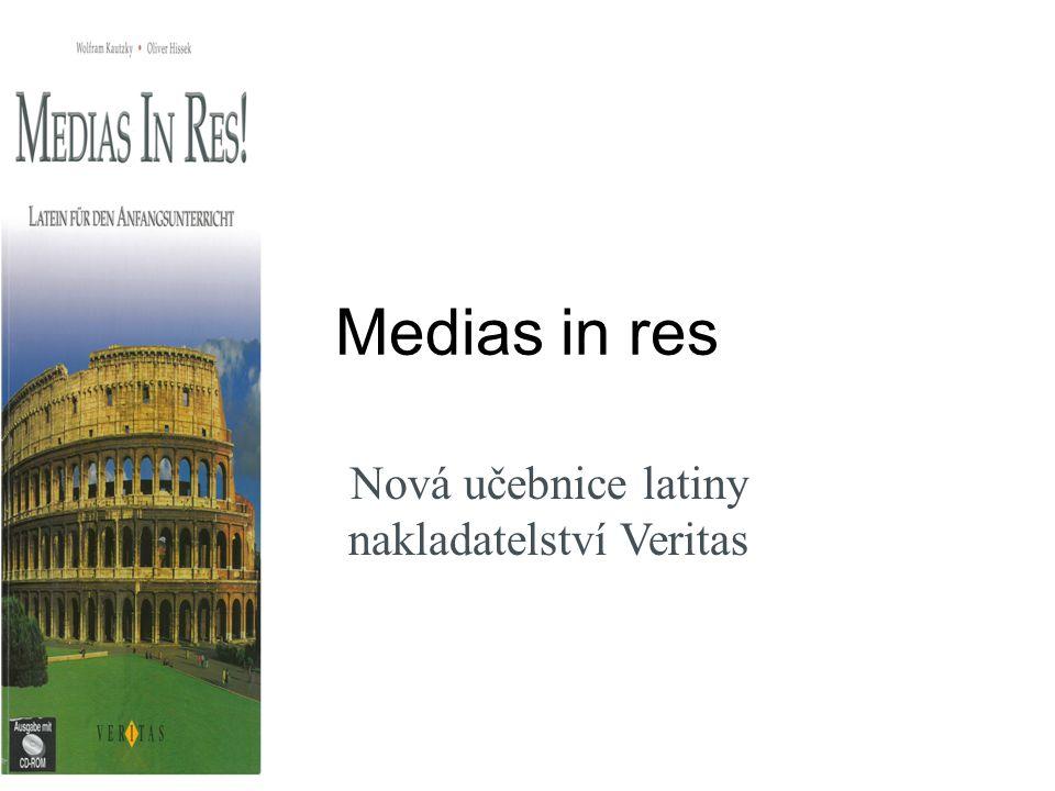 Nová učebnice latiny nakladatelství Veritas