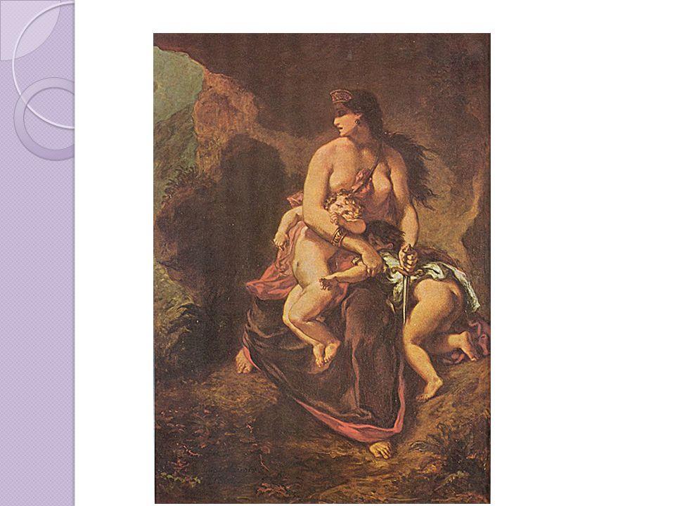 Delacroix Médea