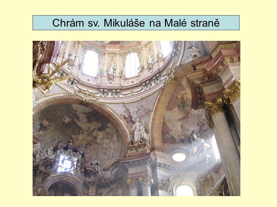 Chrám sv. Mikuláše na Malé straně