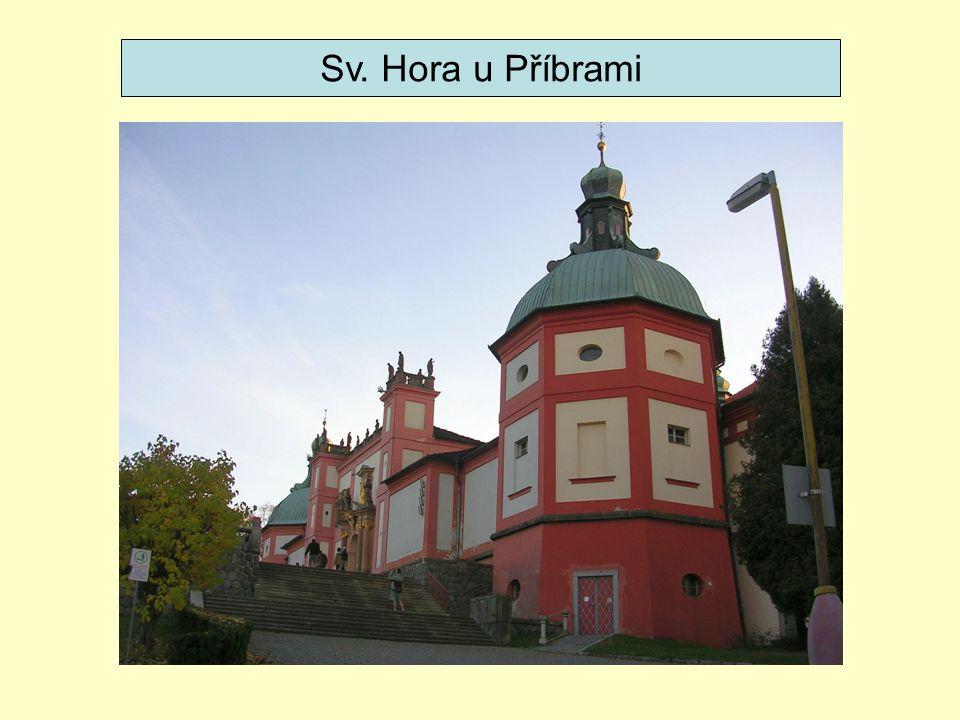 Sv. Hora u Příbrami