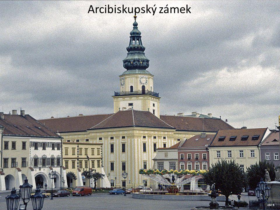 Arcibiskupský zámek obr 8