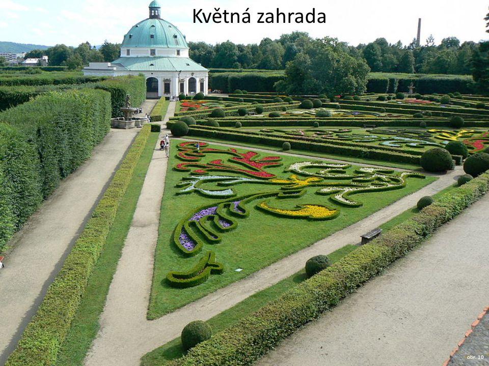 Květná zahrada obr. 10